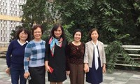 Devoted female scientists at Vietnam Academy of Science and Technology