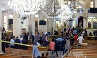 Egypt declares 3-day mourning for victims of Sunday church bombings