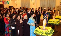 Buddha's birthday marked in Czech Republic