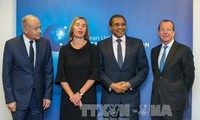 Libya quartet urges peaceful resolution