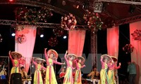 Vietnam participates in world folklore festival in Romania