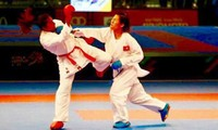 Vietnam wins historic gold medal at Karate Premier League