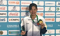 Swimmer Anh Vien breaks Asian Indoor and Martial Art Games' record
