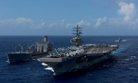 US, South Korea conduct joint naval exercises
