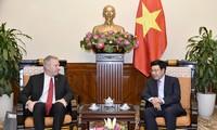 Deputy PM: Vietnam treasures contributions of outgoing US Ambassador