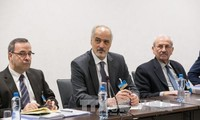 Syrian government returns to Geneva talks