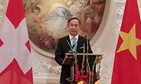 Vietnam mission in Geneva holds spring gathering