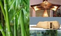 Artículos de bambú en la vida de los vietnamitas