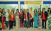 Intercambio de comunidad de ASEAN en Argentina