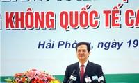 Vietnam acomete expansión del aeropuerto internacional en Hai Phong