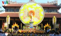 La Sangha Budista de Vietnam promueve la unidad nacional