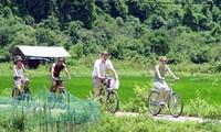 Turismo comunitario contribuye a edificación rural en Son La
