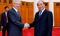 Vietnam busca una amplia asociación estratégica con Francia