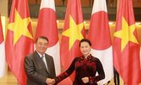 Vietnam y Japón abogan por intensificar cooperación multifacética