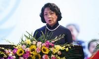 Conmemoran XXV aniversario del Fondo Nacional de Patrocinio Infantil de Vietnam