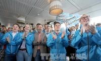 Partido de Merkel gana elecciones federales en el estado de Schleswig-Holstein