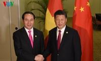 Vietnam aboga por profundizar relaciones de asociación estratégica integral con China