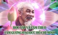 Celebran encuentro entre personas destacadas en el seguimiento del ejemplo Ho Chi Minh