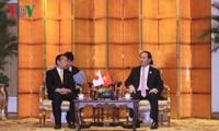 Presidente vietnamita sostiene encuentros bilaterales en China