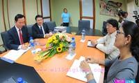 Enviado especial del primer ministro de Vietnam visita Nicaragua
