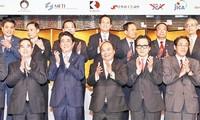 """Prensa japonesa aprecia compromisos del premier vietnamita en la Conferencia """"Futuro de Asia"""""""
