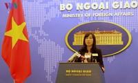 Vietnam llama al diálogo entre los países árabes