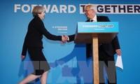 Theresa May se mantiene firme en su postura en las negociaciones por el Brexit
