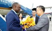 Presidente del Senado de Haití inicia visita oficial a Vietnam