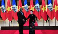 Vietnam y Haití refuerza cooperación parlamentaria