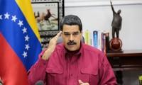 Presidente venezolano reitera la disposición de negociar con Estados Unidos