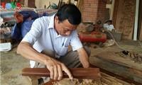 Singularidad del oficio de la carpintería de Chang Son