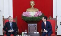 Vietnam e Italia refuerzan cooperación partidista