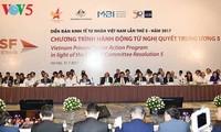 El sector privado es fundamental para el desarrollo económico de Vietnam