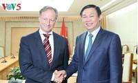 Vietnam busca mayor cooperación con Bélgica, Eslovaquia y la Unión Europea
