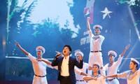 Un programa artístico despierta el patriotismo hacia el mar e islas de la Patria