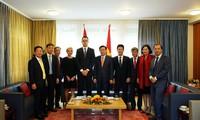 Vietnam busca una mayor cooperación con Suiza en diversos ámbitos