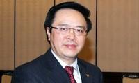 Dirigente partidista de Vietnam visita Brasil
