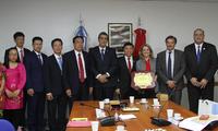Vietnam busca afianzar cooperación parlamentaria con Argentina