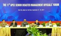 Concluyen la Reunión de SOM del APEC sobre la gestión del riesgo de desastres naturales
