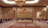 Celebran la III reunión del Comité de Relaciones Exteriores del Parlamento de Vietnam