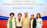 Vietnam favorece el desarrollo de la economía privada