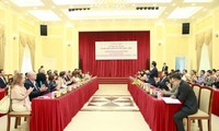 Inauguran la 35 reunión del Comité Intergubernamental entre Vietnam y Cuba