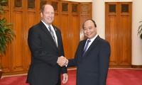 El premier vietnamita recibe al dirigente de la Cámara de Representantes de Estados Unidos