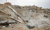 Israel ataca objetivos de Hamás en la Franja de Gaza