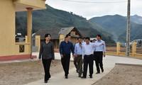 Jóvenes buscan nueva vida en zonas fronterizas de Lao Cai