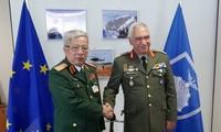 Vietnam asiste a la Conferencia de los Comandantes de Defensa de la Unión Europea