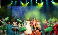 Teatro de Tuoi Tre y sus especiales programas teatrales con motivo del Día Internacional de la Infan