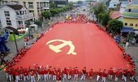 Feierlichkeit zum Gründungstag der KPVietnam