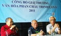 Verleihung des Kulturpreises Phan Chau Trinh
