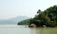 Die bergige Schönheit von Thung Nai in Hoa Binh